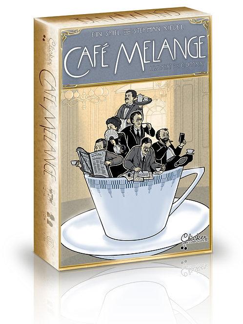 Café Melange Set (inkl. 1. Erweiterung + 4 Tableaus)