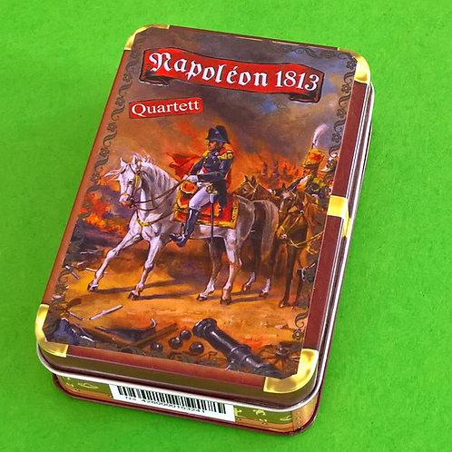 Napoleon 1813 quartet