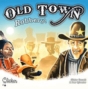 Clicker Old Town Robbery Spiel