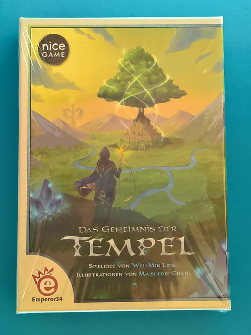 Das Geheimnis der Tempel von Nice Game Publishing