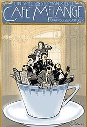 Clicker Café Melange Spiel Logik