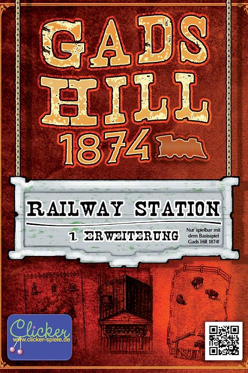 Gads Hill 1. Erweiterung; Railway Station