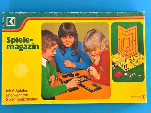 Spielemagazin 70er Jahre