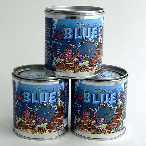 BLUE in der 1er-Dose