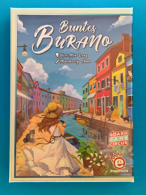 Buntes Burano von Board Game Circus