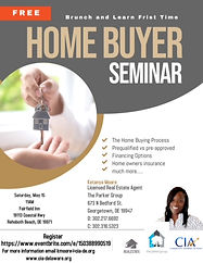 Copy of First Time Home Buyer Seminar Flyer 10 (1).JPG