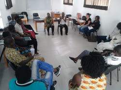 mandji formation FLE Cotonou