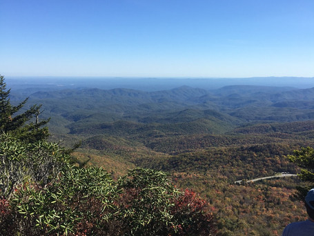 Elevation of Grandfather Mountain