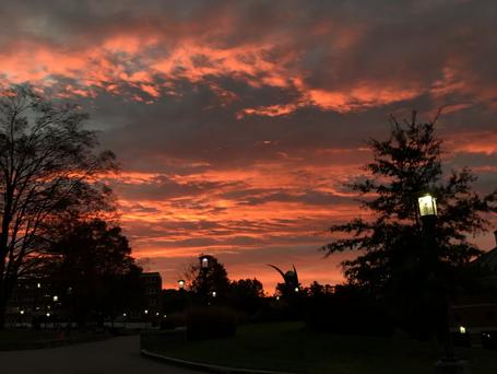 Appalachian Sunrises
