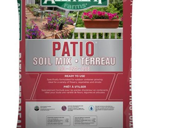 Premium Patio Soil Mix - 30 L