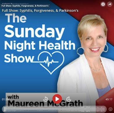 Sunday Night Health Show