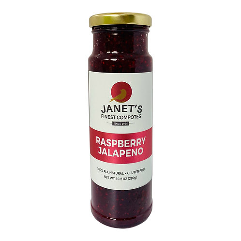 Raspberry Jalapeno, 10 oz