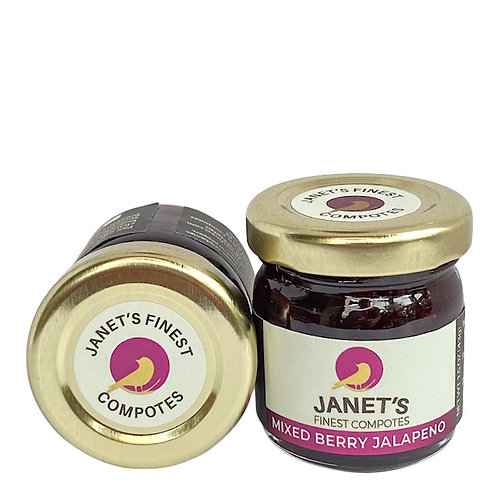 Mixed Berry Jalapeno Mini (1.5 oz)