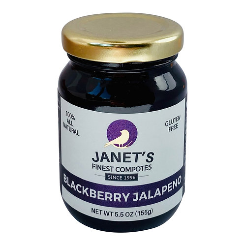 Blackberry Jalapeno, 5 oz