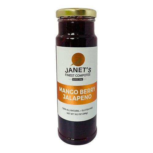 Mango Berry Jalapeno, 10 oz