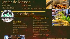 Jantar de Massas - X-treme Gramado