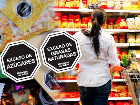 ¿Cuál es la realidad a lo que se enfrentan los productos industrializados con el nuevo etiquetado?