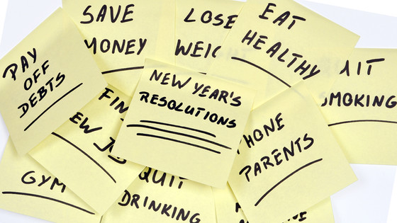 New Year Resolutions? Try Stepping Off Your Hamster Wheel Instead