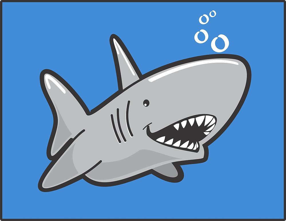 Акула-логопед