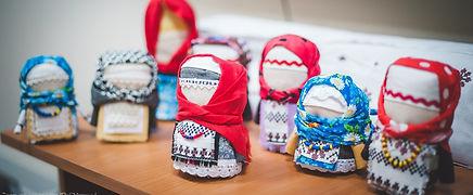 куклы своими руками на мастер-классе для детей