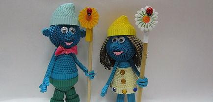 игрушки своими руками на мастер-классе для детей с ОВЗ