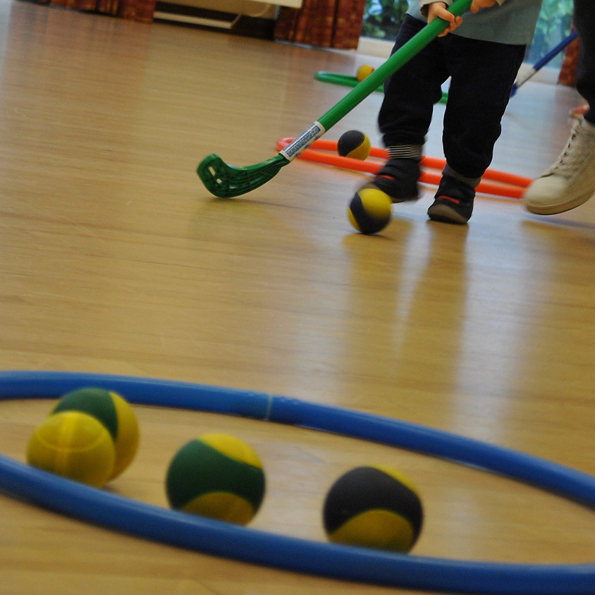 The Grove, Upton - Friday 3.5yr olds - 4.5yr olds (FREE Taster Session)