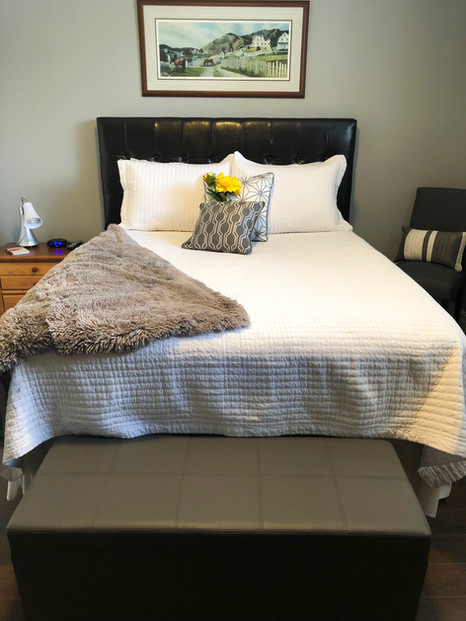 The Drake Nest - Bed