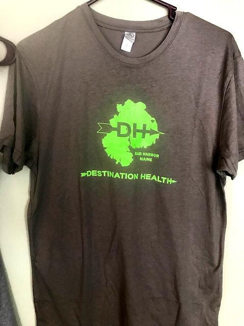 Destination Health unisex T-shirt