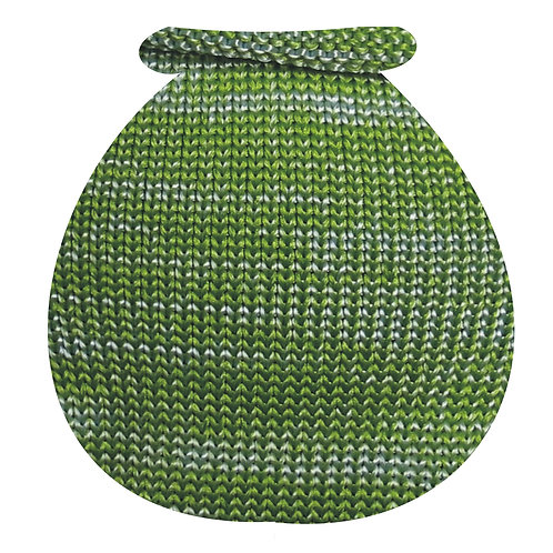 Lime T - White