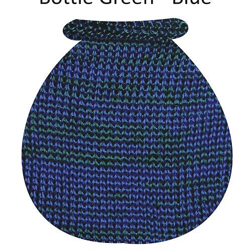 Blue - Bottle Green