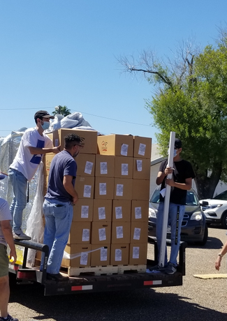 USDA Farmers to Families Food Box Progra