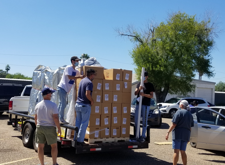 USDA Farm to Family Food Box Program