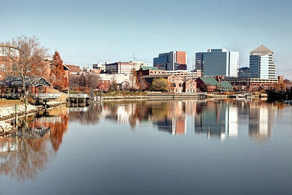 Wilmington North Carolina waterway city