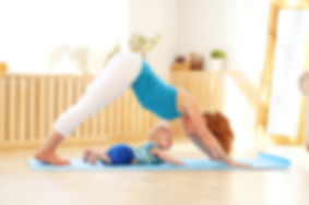 Mum and baby yoga Middlesbrough