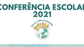 Conferências Escolares - Vamos Cuidar do Planeta!