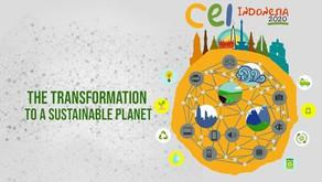"Projeto ""Vamos Cuidar do Planeta"" na Conferência CEI 2020"