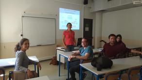Formação na Universidade Nova de Lisboa - FCSH