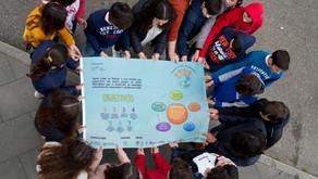 """Trabalhos das escolas do projeto """"Vamos Cuidar do Planeta"""""""
