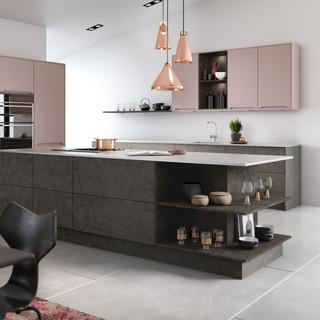 Milano Oxide & Dusky Pink
