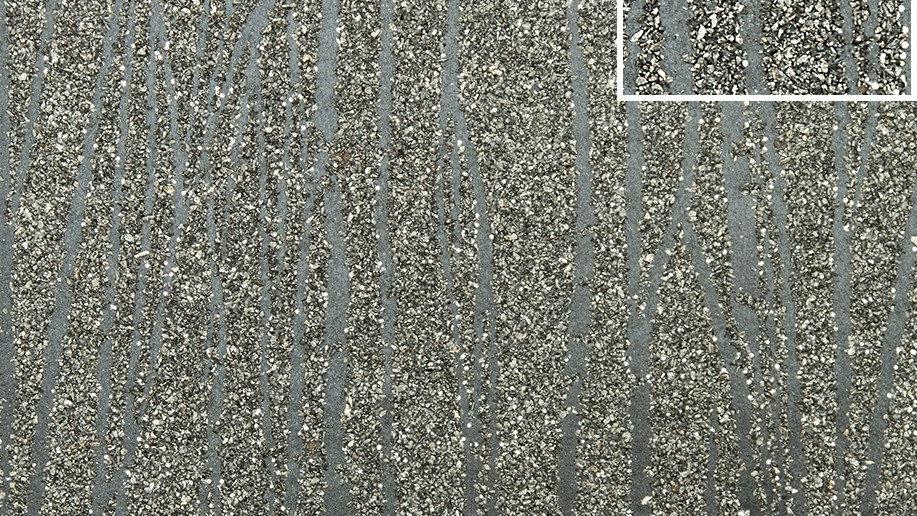 Zebra Stripe Anthracite