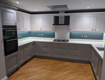 Shaker Kitchen Traditional