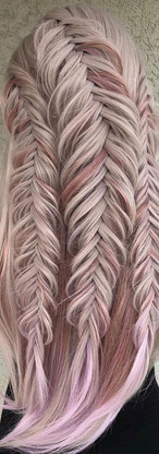 Braided Style on Wig