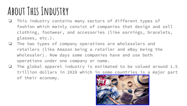 Apparel and Accessories in Business (3)-