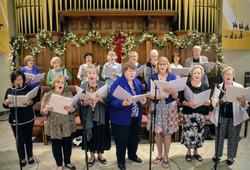 Choir on Christmas Eve