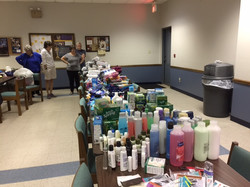 St. Vincent de Paul Society collection for Pinellas Hope