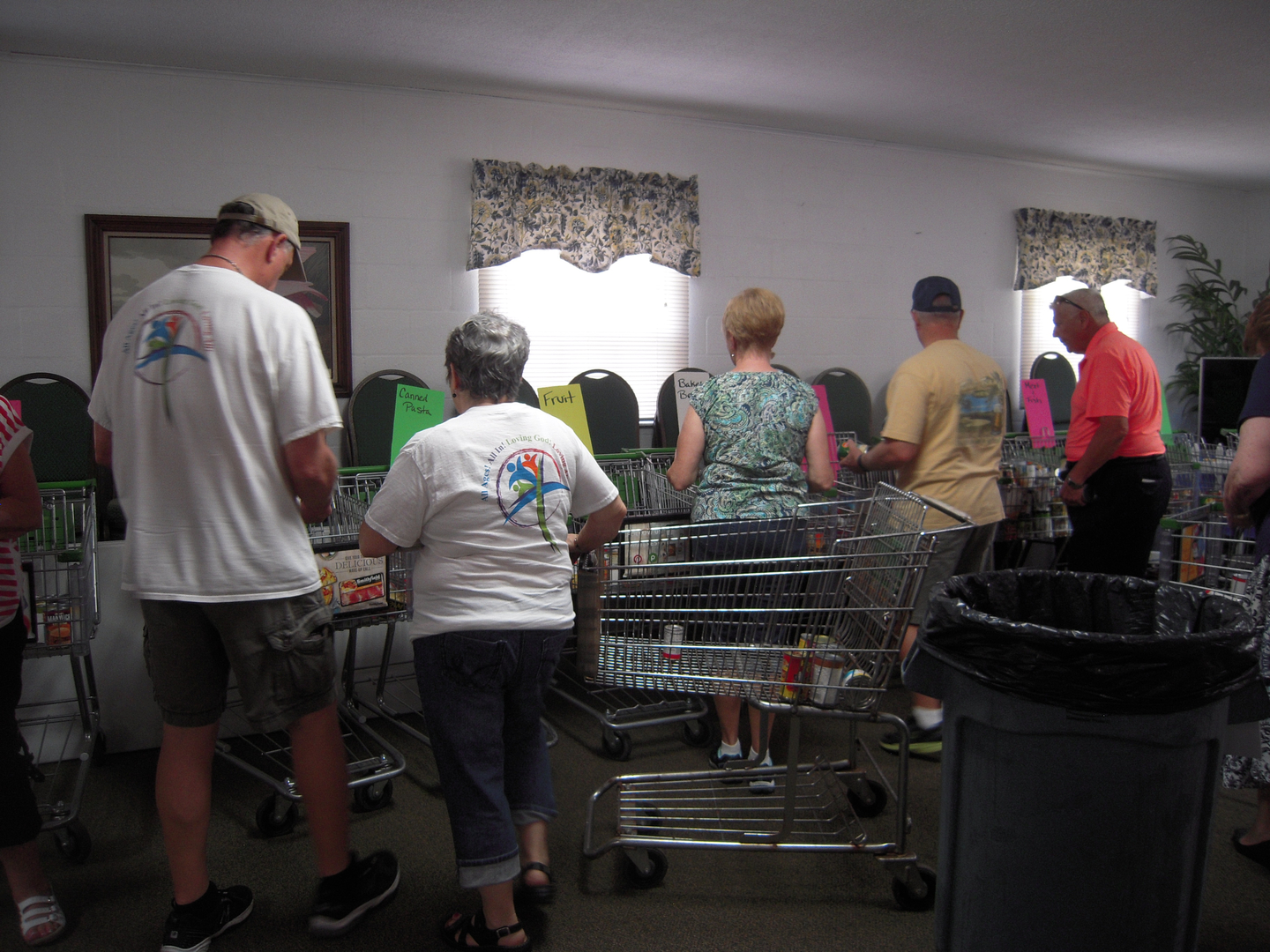 FEAST Food Pantry