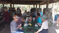 Parish Picnic sponsored by the Knights of Columbus