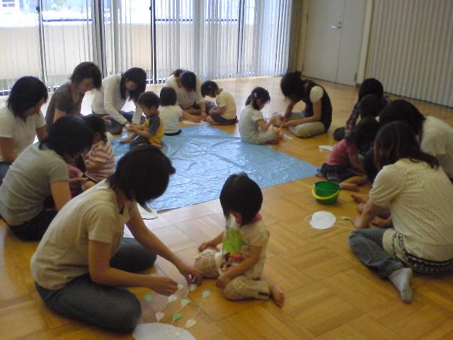 Baby & Toddler クラス