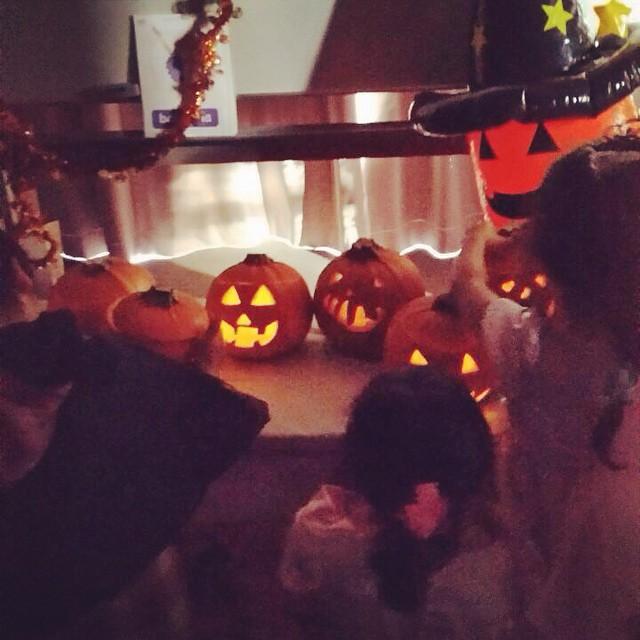 Pumpkin Curving
