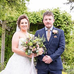 Faye and Karl Wedding